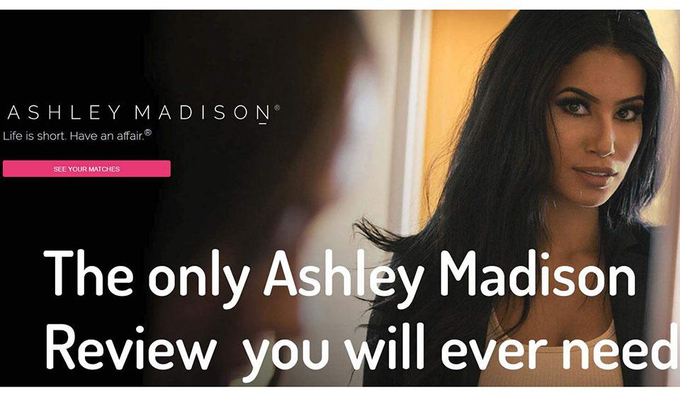 Ashley madison payment options