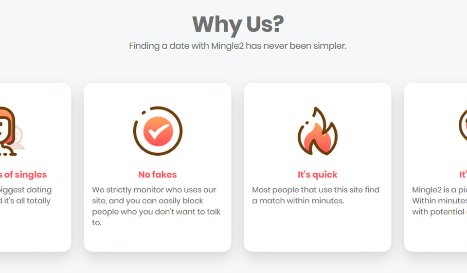 Good Review Of Mingle2 ⋈ in October 2020 ⋈ Legit or Scam